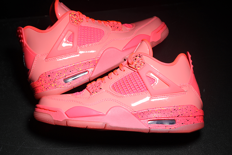 Air Jordan 4 NRG Hot Punch AQ9128-600 Womens Release Date