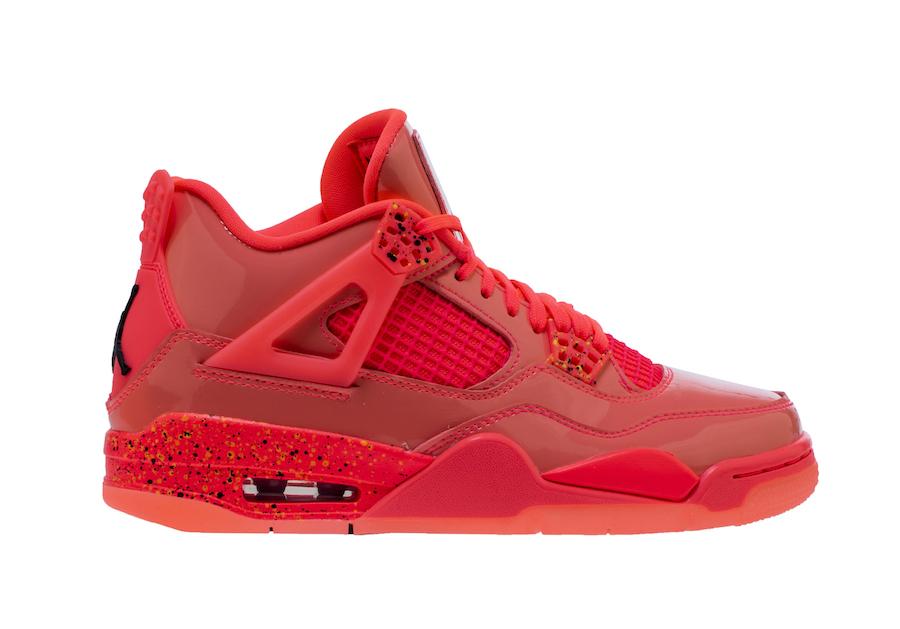 Air Jordan 4 NRG Hot Punch Black Volt Release Date Price