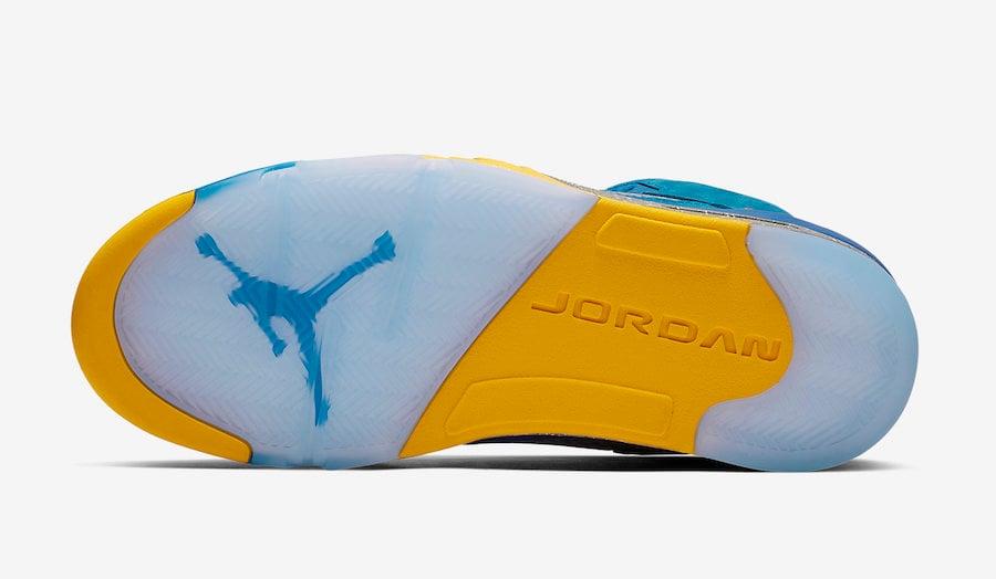 Air Jordan 5 Laney Varsity Royal CD2720-400 Release Date