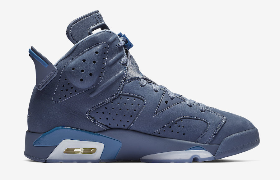 Air Jordan 6 Diffused Blue 384664-400 Release Date