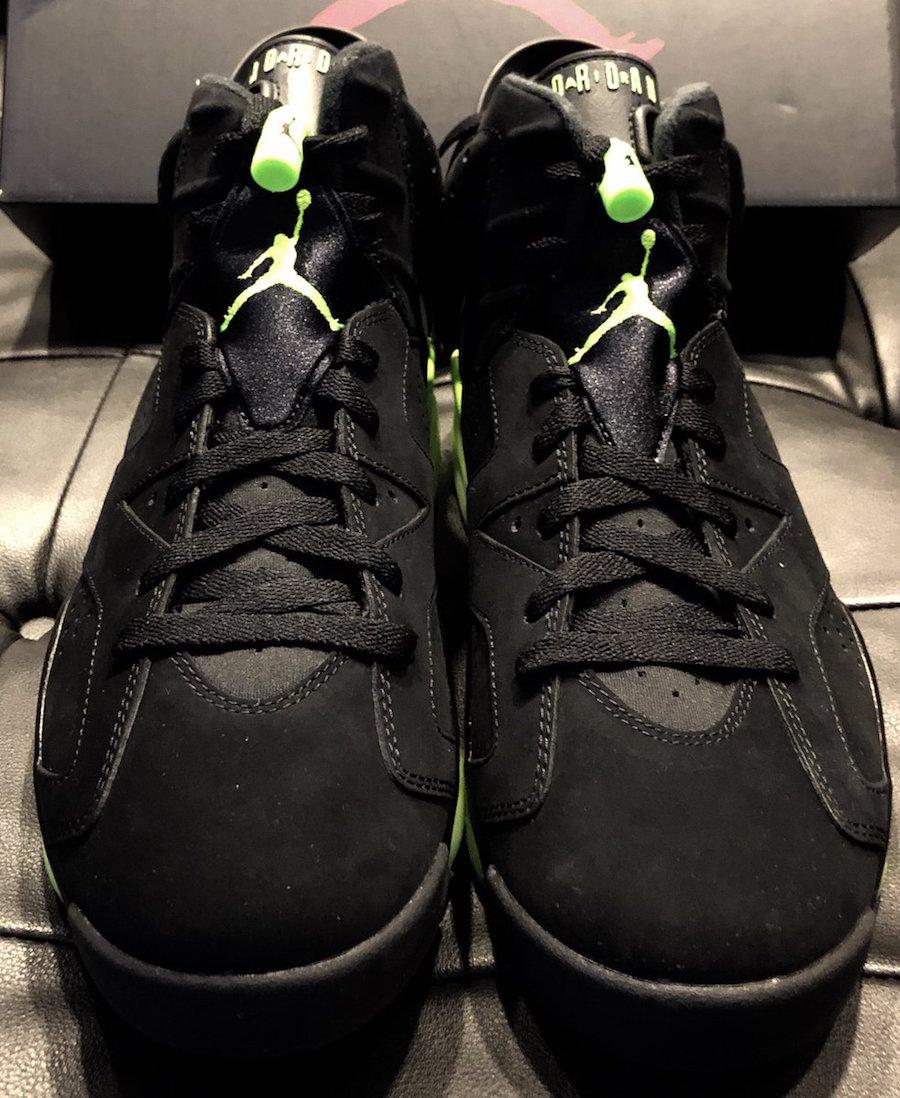 Air Jordan 6 Oregon Ducks