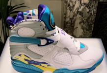 Air Jordan 8 White Aqua Womens CI1236-100 Release Date Price
