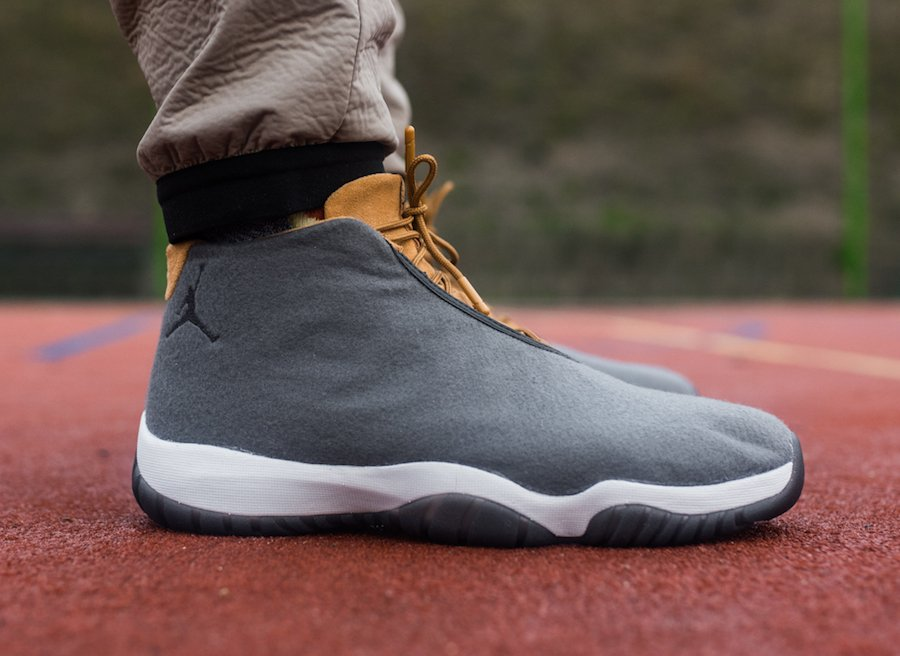 Air Jordan Future Dark Grey Wheat AV7008-001 Release Date
