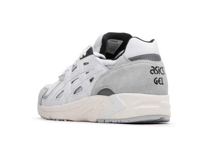 Asics Gel DS Trainer White Grey