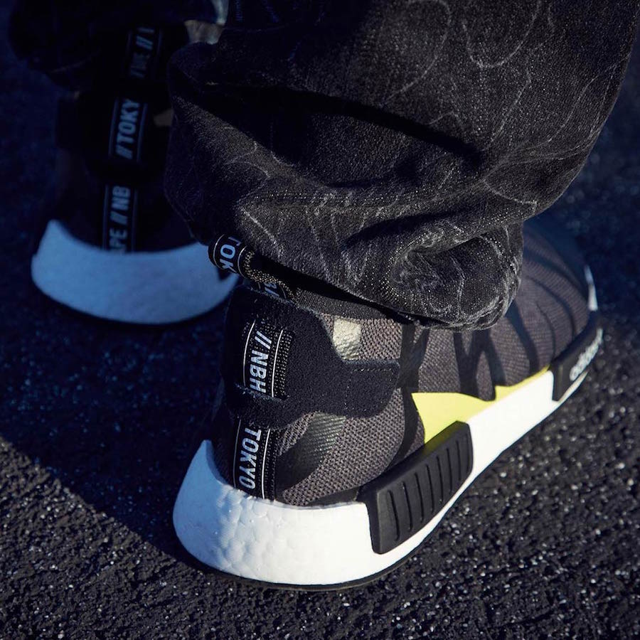 BAPE Neighborhood adidas POD S3.1 NMD TS1 Release Date