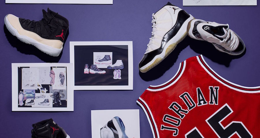 Behind the Design Air Jordan 11 OG