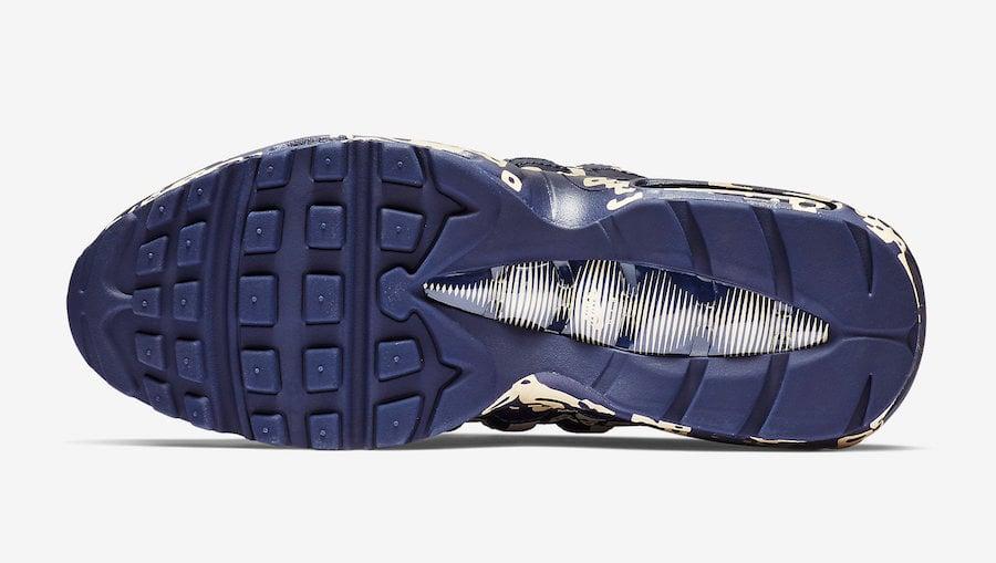 Cav Empt Nike Air Max 95 Blue AV0765-400 Release Date