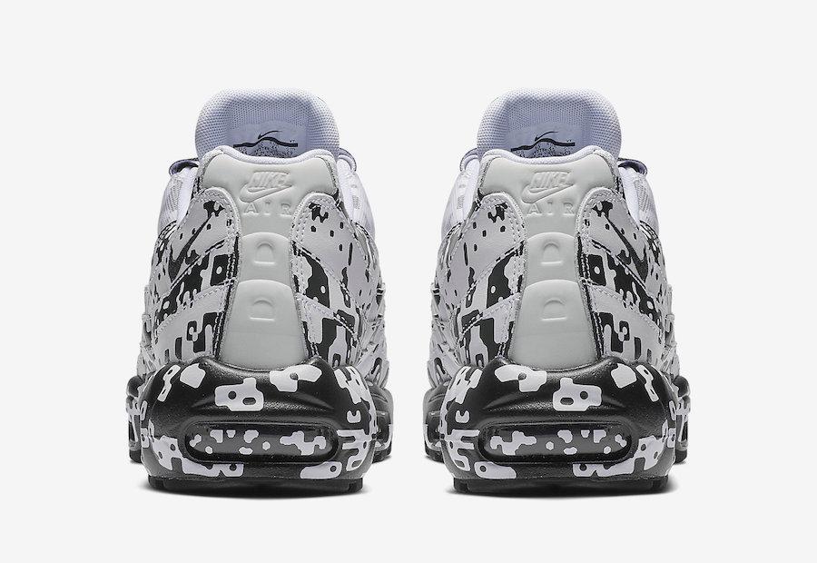 Cav Empt Nike Air Max 95 White AV0765-100 Release Date