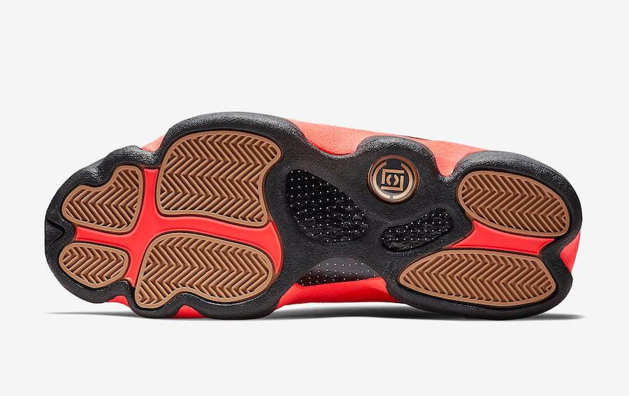 Clot Air Jordan 13 Low Black Infrared AT3102-006 Release Date Info Price