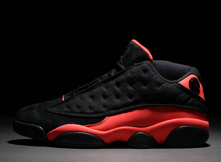 Clot Air Jordan 13 Low Black Infrared AT3102-006 Release Details