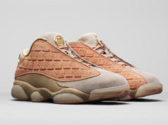 Clot Air Jordan 13 Low Terracotta Warriors AT3102-200