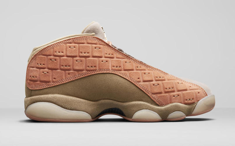 e803ab0d30e361 Clot Air Jordan 13 Low Terracotta Warriors AT3102-200