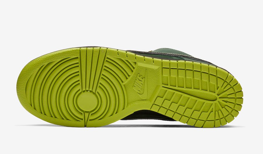 Concepts Nike SB Dunk Low Green Lobster BV1310-337 Release Date