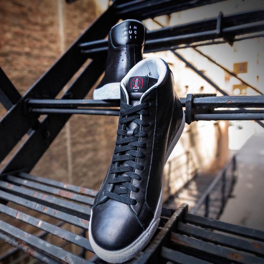 DJ Timbuck2 Nike Blazer Release Date