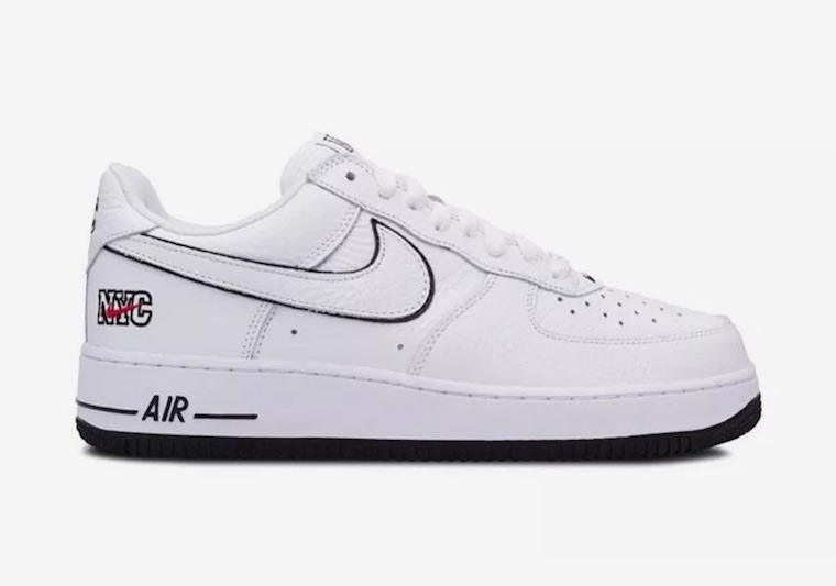 Dover Street Market Nike Air Force 1 Low NYC Release Date
