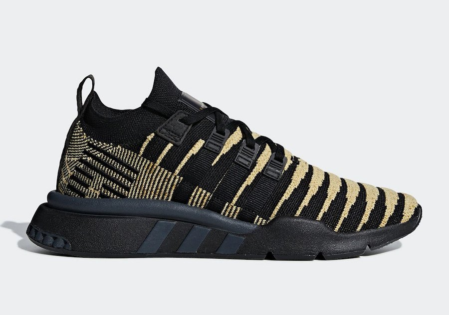Dragon Ball Z adidas EQT Support Mid ADV DB2933 Release Date