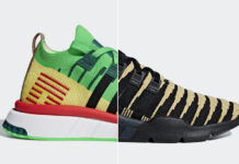 Dragon Ball Z adidas EQT Support Mid ADV Shenron Release Date