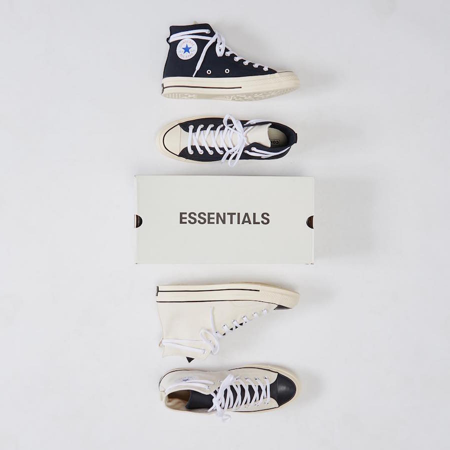 Fear of God Essentials Converse Chuck Taylor 70