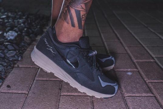 Fear of God Nike Air Skylon II 2 Black On Feet