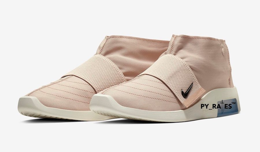 Fear of God Nike Moccasin Particle Beige Release Date