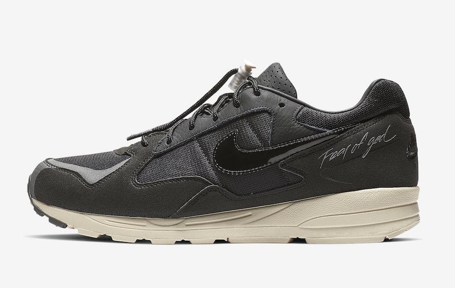 Fear of God Nike Skylon 2 II Black BQ2752-001