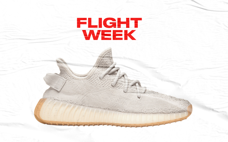 "Flight Club is offering exclusive deals on hype sneakers under retail, at retail and up to 20% off market prices, which they are calling Flight Week. Flight Week kicks off today with the Yeezy V2 ""Sesame"" at retail price, with remaining drops announced on Wednesday and Friday at 10AM ET."