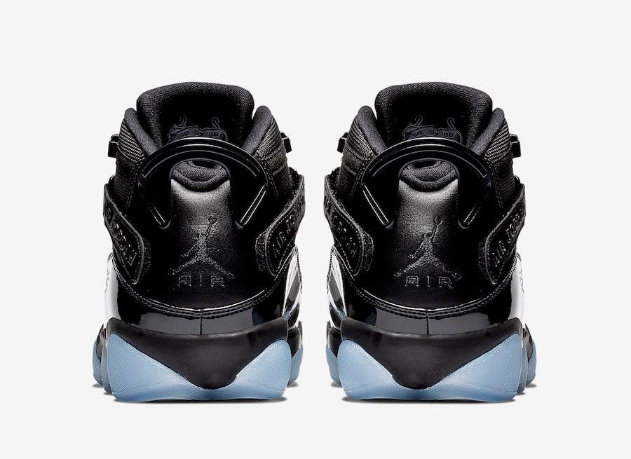 release date 46305 3631e Jordan 6 Rings Black Ice 322992-011 Release Details ...