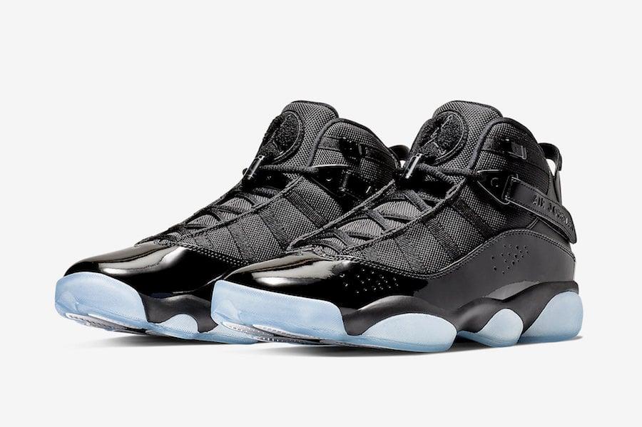 Un pan siga adelante clon  Jordan 6 Rings Black Ice 322992-011 Release Details | SneakerFiles