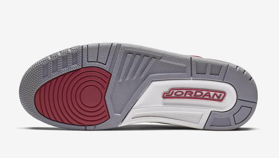 Jordan Legacy 312 Low Bred Cement CD7069-006 Release Date