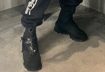 Kanye West 2019 Yeezy Boot Black