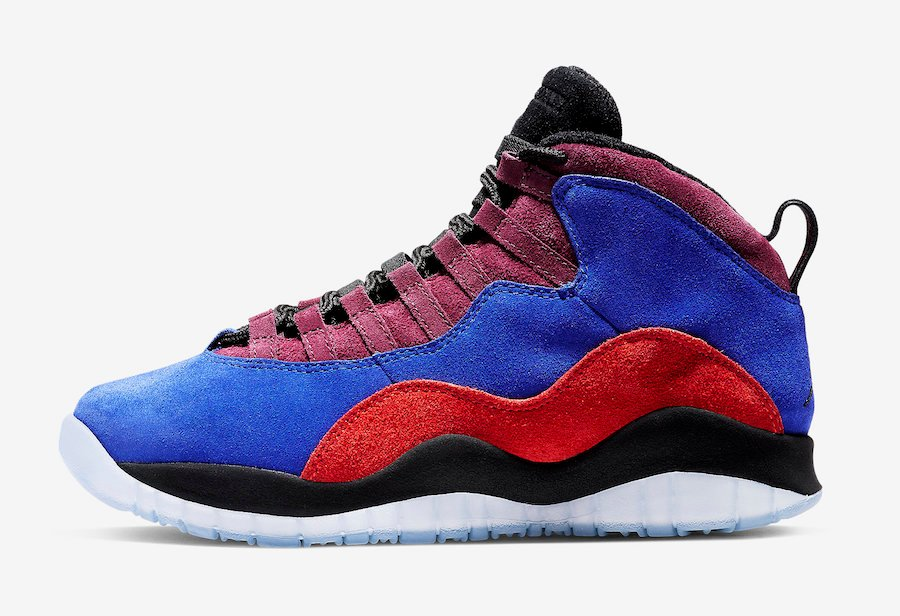 Maya Moore Air Jordan 10 Court Lux CD9705-406 Release Date