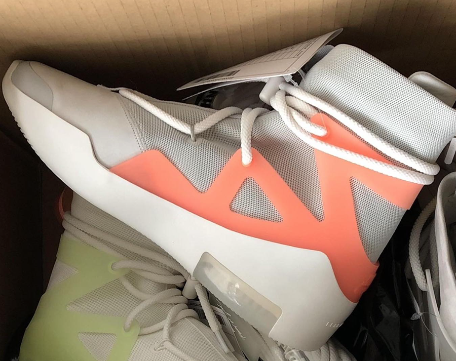 Nike Air Fear of God 1 Florida AM Sample