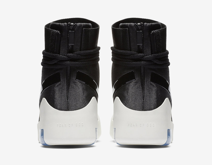 Nike Air Fear of God Shoot Around Black AT9915-001