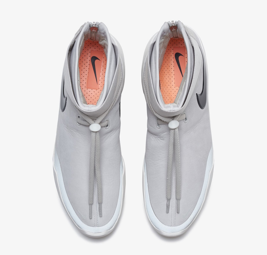 Nike Air Fear of God Shoot Around Light Bone AT9915-002 Release Date