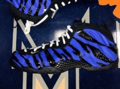Nike Air Foamposite One Memphis Tigers PE