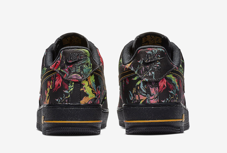 Nike Air Force 1 Floral BV6068-001 Release Date