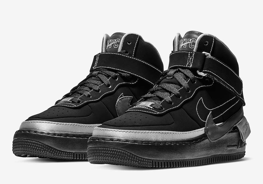 Nike Air Force 1 High Jester Rox Brown BV1575-001 Release Date