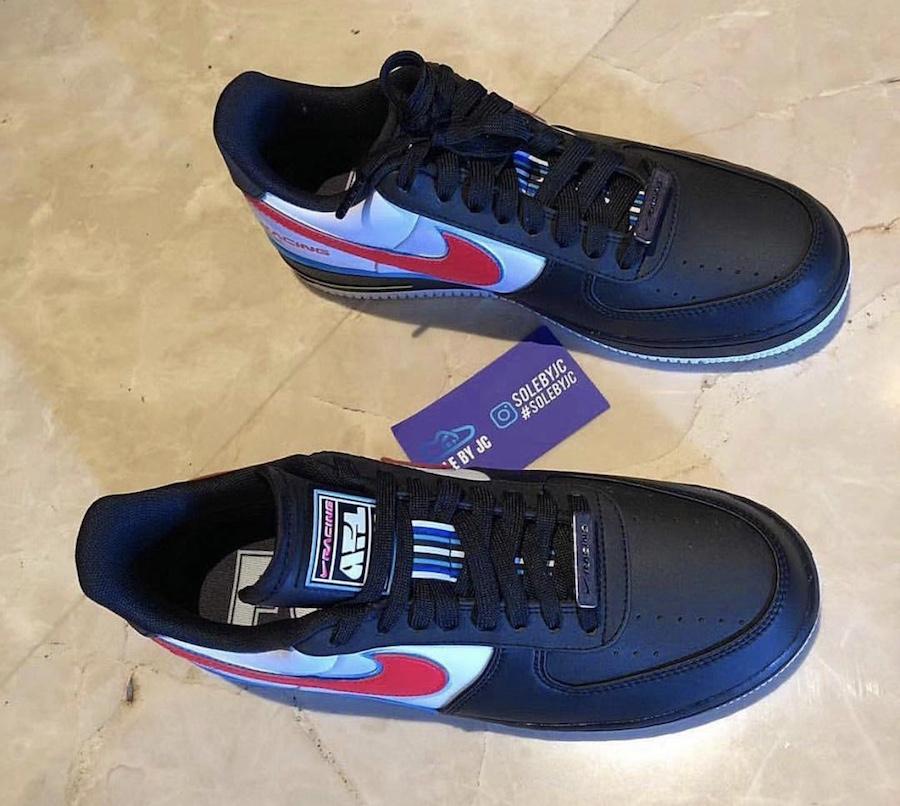 Nike Air Force 1 Low Racing Release Date