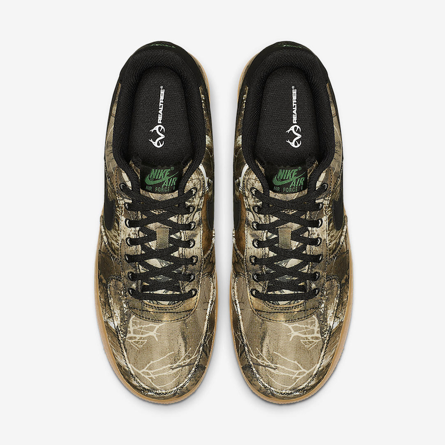 Nike Air Force 1 Realtree AO2441-001 Release Date