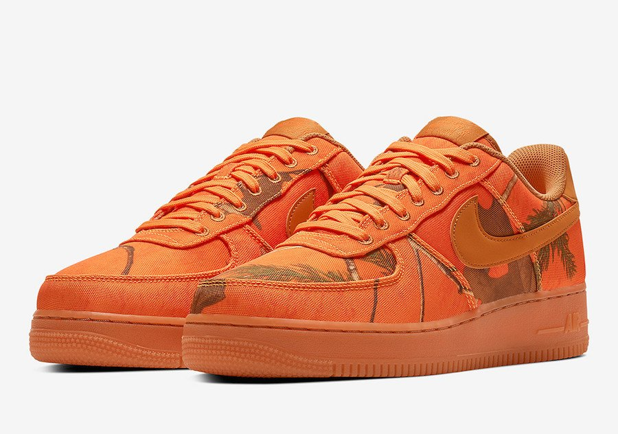 Nike Air Force 1 Low Realtree AO2441-800 Release Date
