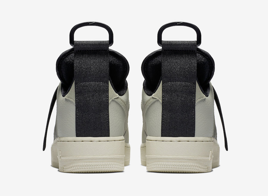 Nike Air Force 1 Low Utility Spruce Fog AO1531-301 Release Date