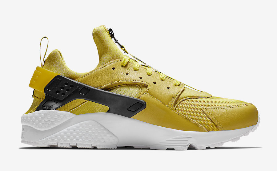 Nike Air Huarache Zip Bright Citron BQ6164-700