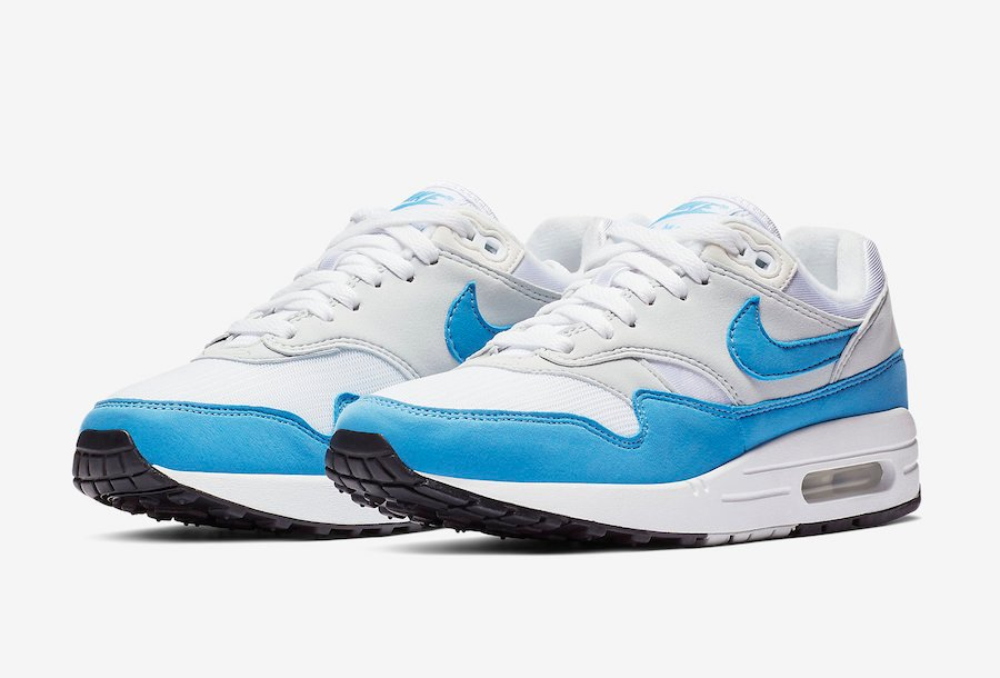 Nike Air Max 1 Baby Blue BV1981-100 Release Date
