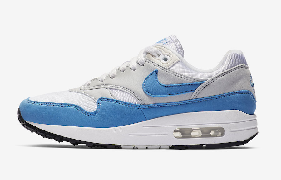 Nike Air Max 1 Baby Blue BV1981-100 Release Date  94812433c