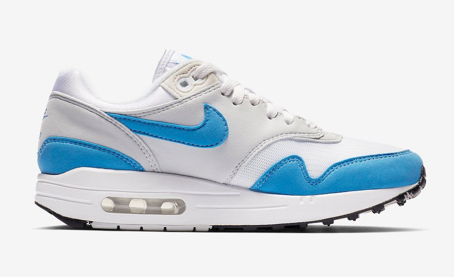 Nike Air Max 1 Baby Blue Bv1981 100 Release Date