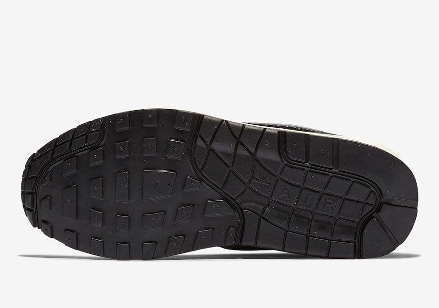 Nike Air Max 1 Black White 319986-039