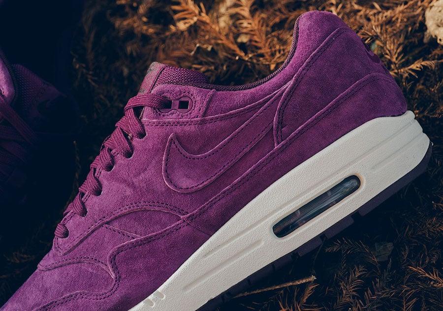 Nike Air Max 1 Bordeaux 875844-602