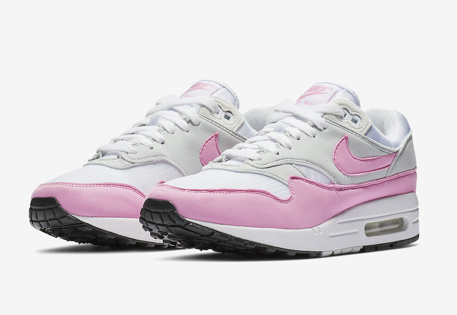 la moitié dd77c 7765a Nike Air Max 1 Psychic Pink BV1981-101 Release Date ...