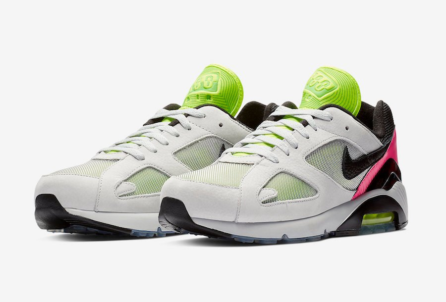 the best attitude 21a7b 111e7 Nike Air Max 180 Freedom BV7487-001 Release Date