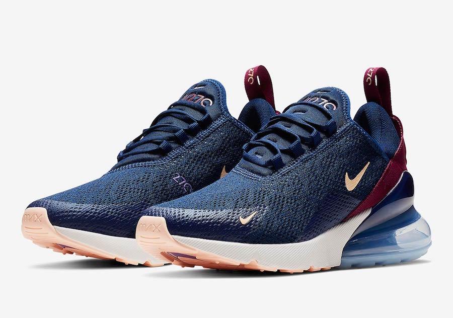 879949e6e978 Nike Air Max 270 AH6789-402 Release Date